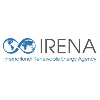 Logo IRENA