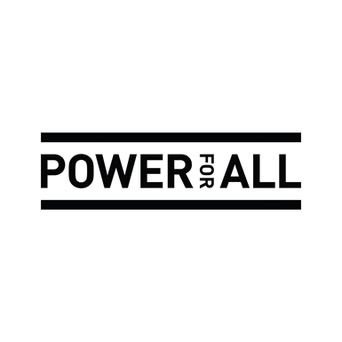 Logo Power for All
